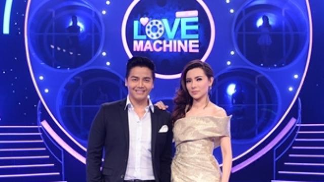 ดูรายการย้อนหลัง The Love Machine วงล้อ...ลุ้นรัก | 2 พฤศจิกายน 2558