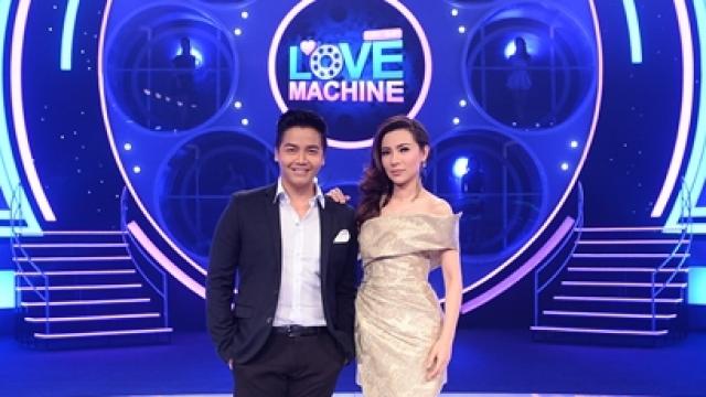 ดูรายการย้อนหลัง The Love Machine วงล้อ...ลุ้นรัก | 19 ตุลาคม 2558