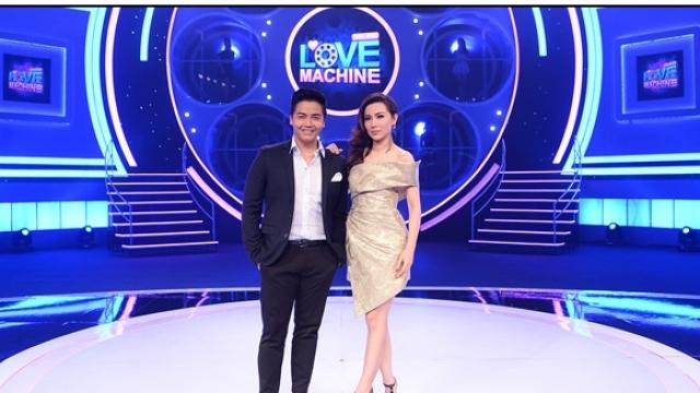 ดูรายการย้อนหลัง The Love Machine วงล้อ...ลุ้นรัก | 04 เมษายน 2559