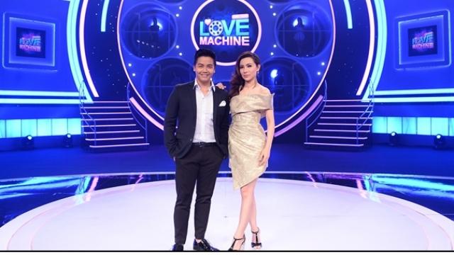 ดูรายการย้อนหลัง The Love Machine วงล้อ...ลุ้นรัก | 5 ตุลาคม 2558