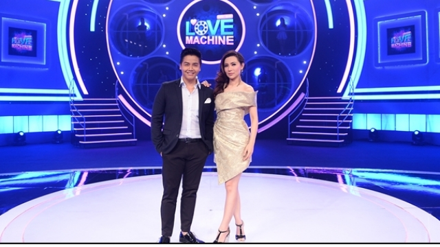 ดูรายการย้อนหลัง The Love Machine วงล้อ...ลุ้นรัก | 30 พฤษภาคม 2559
