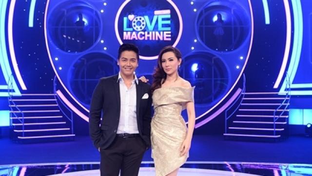 ดูรายการย้อนหลัง The Love Machine วงล้อ...ลุ้นรัก | 18 มกราคม 2558