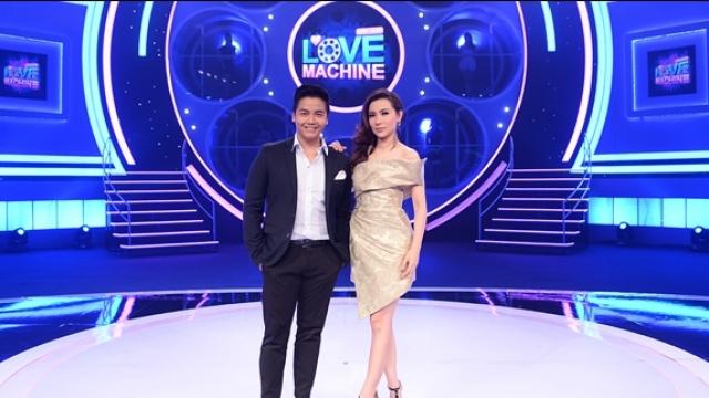 ดูรายการย้อนหลัง The Love Machine วงล้อ...ลุ้นรัก | 23 พฤษภาคม 2559