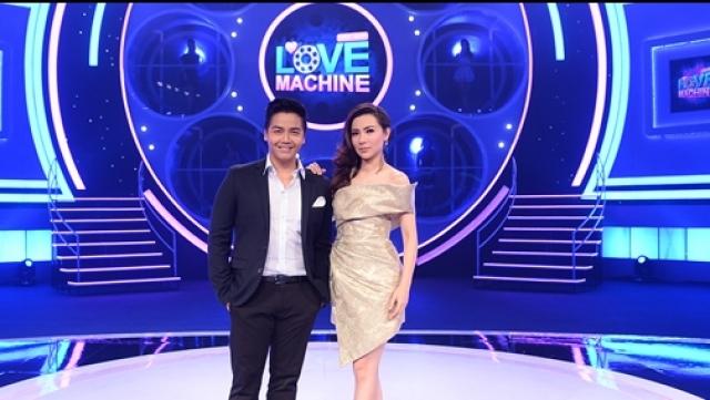 ดูรายการย้อนหลัง The Love Machine วงล้อ...ลุ้นรัก | 11 เมษายน 2559