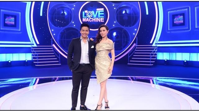 ดูรายการย้อนหลัง The Love Machine วงล้อ...ลุ้นรัก | 7 กันยายน 2558