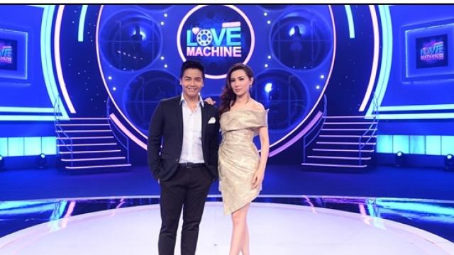 ดูรายการย้อนหลัง The Love Machine วงล้อ...ลุ้นรัก | 09 พฤษภาคม 2559
