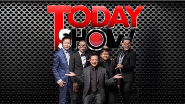 ดูละครย้อนหลัง TODAY SHOW 19 มิ.ย. 59 (1/3) Talk Show นักแสดงจากละครลูกผู้ชายเลือดเดือด