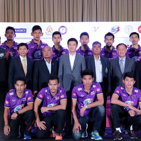 แกลเลอรีช่อง3 ช่อง 3 SD คว้าสิทธิ์ถ่ายทอดสดการแข่งขันวอลเลย์บอลชาย ชิงแชมป์โลก 2018 รอบคัดเลือกโซนอาเซียน
