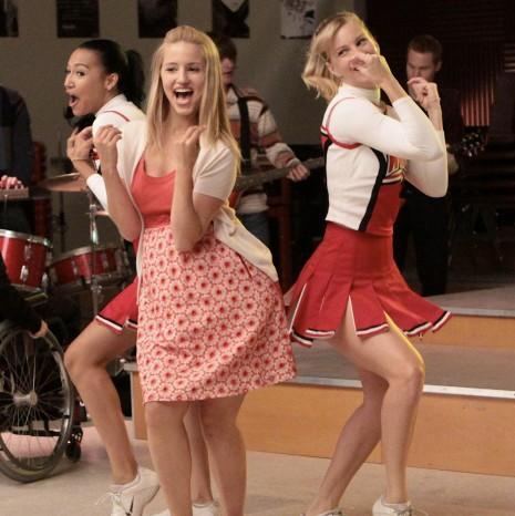 แกลเลอรีช่อง3 Glee - Sectionals