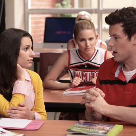 แกลเลอรีช่อง3 Glee - Throwdown