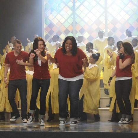 แกลเลอรีช่อง3 Glee - Power of Madonna