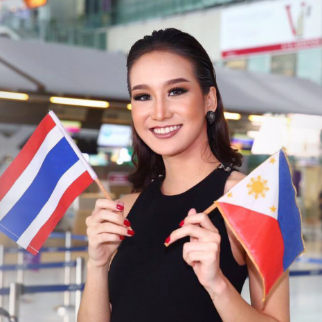 แกลเลอรีช่อง3 อัจฉรี บัวเขียว รองอันดับ 1 มิสยูนิเวิร์สไทยแลนด์ 2016 เดินทางไปประกวดมิสเอิร์ธ 2016 ที่ฟิลิปปินส์ ย้ำหวังมงกุฎมาฝากคนไทย
