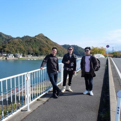 แกลเลอรีช่อง3 โทตโทริ(Tottori) In Japan กับ สมุดโคจร On The Way