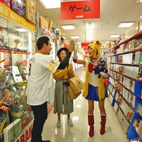 แกลเลอรีช่อง3 ขาช้อปไม่ควรพลาด! สมุดโคจร On The Way พาคุณบุกย่านช้อปปิ้งที่ใหญ่ที่สุดในภูมิภาคคิวชู(Kyushu)