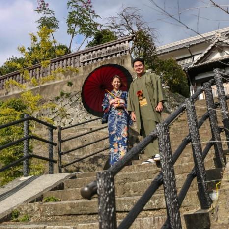 แกลเลอรีช่อง3 จ๊อบ นิธิ สลัดคราบนักเดินทาง!? ชวน มิว ลักษณ์นาราใส่ชุดกิโมโน เที่ยวคิวชู(Kyushu) กับ สมุดโคจร On The Way