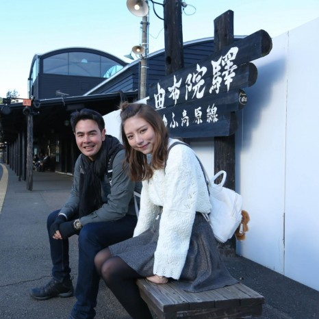 เที่ยวคิวชู(Kyushu) ด้วยรถไฟ กับ สมุดโคจร On The Way