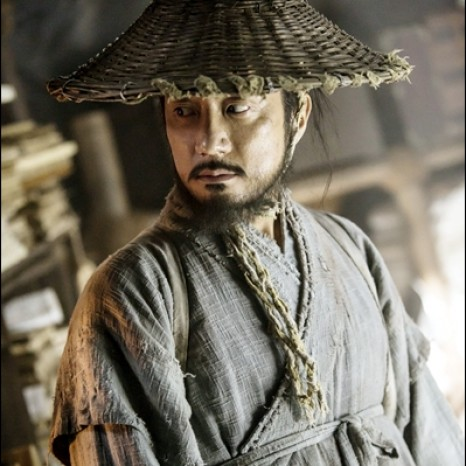 แกลเลอรีช่อง3 ตัวละคร 6 มังกรกำเนิดโชซอน Kim Myung min as Jeong Do jeon