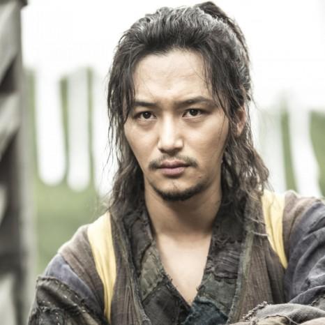แกลเลอรีช่อง3 ตัวละคร 6 มังกรกำเนิดโชซอน Byun Yo Han as Ddang Sae