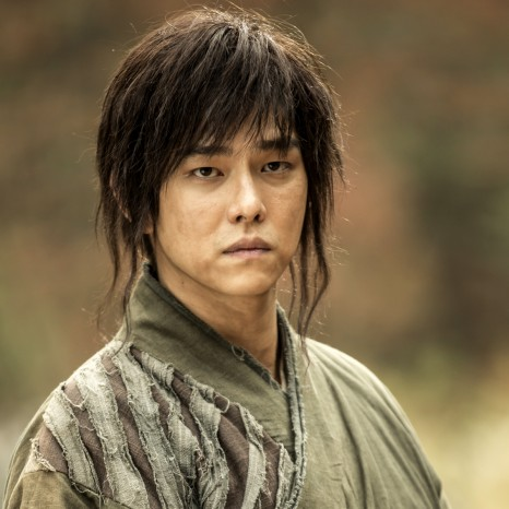แกลเลอรีช่อง3 ตัวละคร 6 มังกรกำเนิดโชซอน Yoon Kyun Sang as Moo Hyul