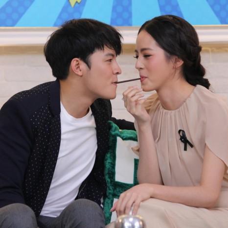 """แกลเลอรีช่อง3 ฮา จิ้น ฟิน กระจาย กับคู่จิ้นคู่ใหม่ของวงการ """"ณิชา-มาสุ """""""