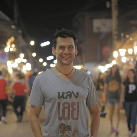 แกลเลอรีช่อง3 สัมผัสเมืองไทยอย่างลึกซึ้ง กับการท่องเที่ยวพิเศษ (อพท.) ณ นาป่าหนาด อ.เชียงคาน ในหลงรักยิ้ม