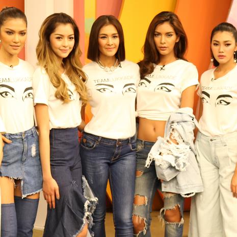 แกลเลอรีช่อง3 ลูกเกด ยกทัพ 5 ลูกทีม The Face Thailand เคลียร์ประเด็นร้อน แซ่บครอบครัวบันเทิง