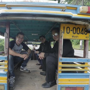 """แกลเลอรีช่อง3 ท่องเที่ยวไทยสายใยชุมชน สัมผัสวัฒนธรรม """"บ้าบ๋า ย่าหยา"""" ที่เมืองตะกั่วป่า ในรายการหลงรักยิ้ม"""