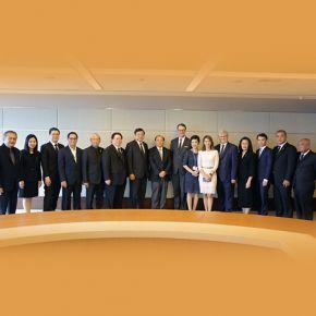 แกลเลอรีช่อง3 เอกอัครราชทูตฝรั่งเศสและคณะฯ เยี่ยมชมกิจการ กระชับมิตรไทยทีวีสี ช่อง 3