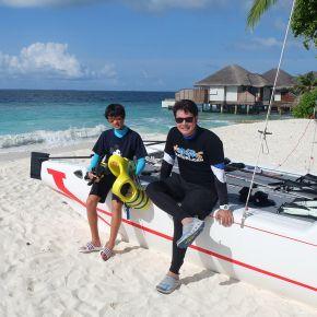 """แกลเลอรีช่อง3 หลงรักสวรรค์บนดิน """"Maldives"""" ในรายการ สมุดโคจร On The Way"""