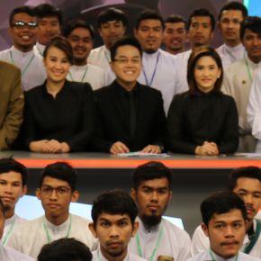 แกลเลอรีช่อง3 เป็นข่าวเช้านี้ เปิดรายการ ถ่ายทอดประสบการณ์ นักศึกษาจากมหาวิทยาลัยฟาฏอนี
