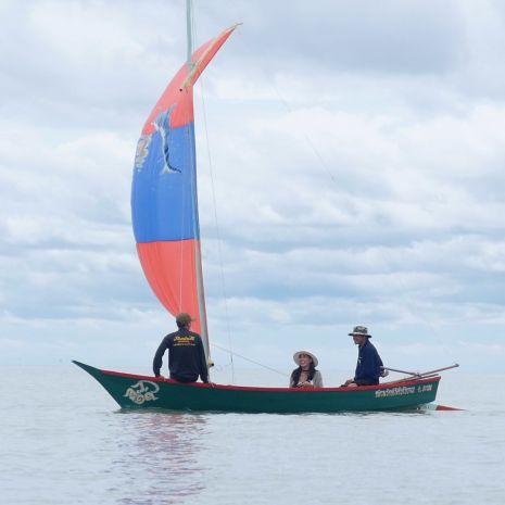 แกลเลอรีช่อง3 ตอนที่ 4 เเล่นเรือใบ ไปลุยป่า