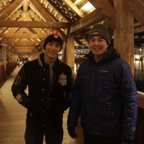 จ๊อบ - เด่นคุณ ชวนคุณบินลัดฟ้า ท่องเที่ยวประเทศสวิตเซอร์แลนด์