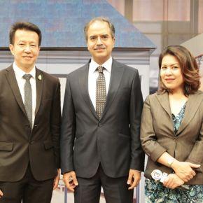แกลเลอรีช่อง3 เอกอัครราชทูตปากีสถานและคณะฯ เยี่ยมชมกิจการ กระชับมิตร ไทยทีวีสีช่อง 3