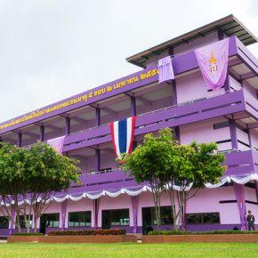 แกลเลอรีช่อง3 สมเด็จพระเทพรัตนราชสุดาฯ สยามบรมราชกุมารี เสด็จพระราชดำเนิน เปิดอาคารโรงเรียนบุเจ้าคุณ
