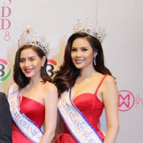 แกลเลอรีช่อง3 เปิดรับสมัครแล้ว! ชวนสาวไทยร่วมประกวด Miss Thailand World 2018 พร้อมผุดเรียลลิตี้โชว์ศักยภาพ