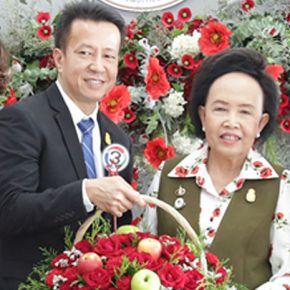 แกลเลอรีช่อง3 ช่อง 3 ร่วมแสดงความยินดี 50 ปี มูลนิธิสงเคราะห์ครอบครัวทหารผ่านศึก