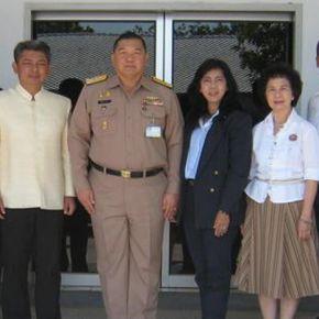 แกลเลอรีช่อง3 ช่อง 3 ร่วมสนับสนุนต่อเนื่อง ประชุมวางแผนโครงการรวมใจไทยเป็นหนึ่ง 2562