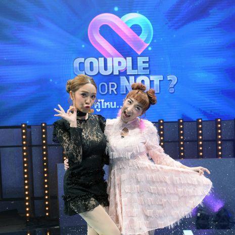 แกลเลอรีช่อง3 เฟี้ยว์ฟ้าว เหงาจนเพ้อ! ลั่นอยากมีแฟนจะแย่แล้ว ในรายการ Couple or Not? คู่ไหน…ใช่เลย