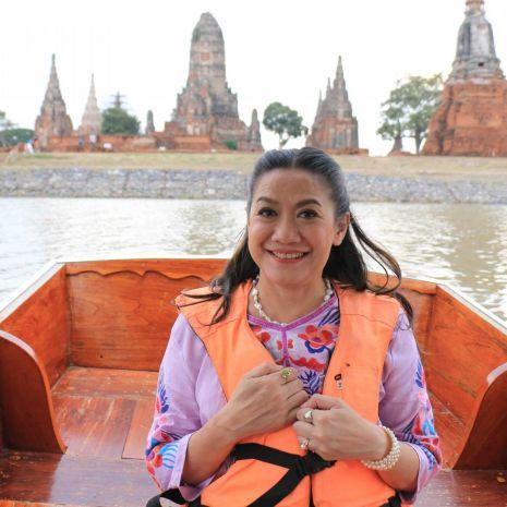 แกลเลอรีช่อง3 ตอน :: ล่องเรืออยุธยา สัมผัสคุณค่าของเมืองเก่า