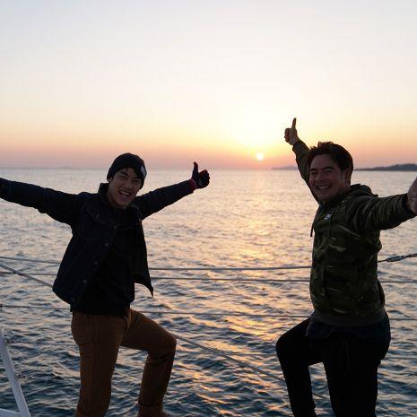 เที่ยวเกาหลีสุดฟิน อินเจจู