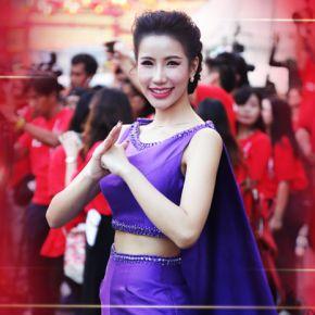 แกลเลอรีช่อง3 เทวี ฤาชนก ตัวแทนสาวไทยในเวทีมิสไชนีสฯ 2019 ร่วมงานตรุษจีน ถนนเยาวราช