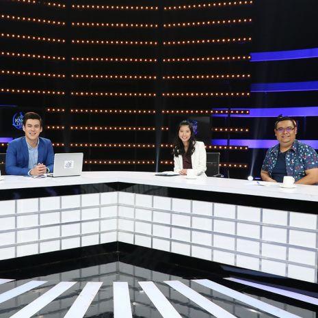 """แกลเลอรีช่อง3 เลิกงงแล้วจ้า!!! """"จอห์น – วิญญู"""" ชวนมาไขข้อสงสัย """"OTT-TV"""" คืออะไร คนไทยรู้ยังว่ามี?"""