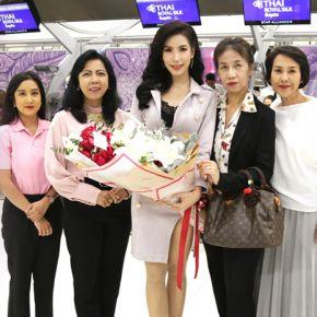 แกลเลอรีช่อง3 เทวี-ฤาชนก  บินลัดฟ้าร่วมประกวดมิสไชนีสฯ 2019 ที่ฮ่องกง