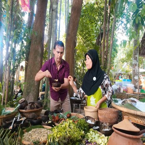 แกลเลอรีช่อง3 ยลเสน่ห์เมืองงามชุมชนนาตีน เที่ยวงาน Green Village Festival ณ เมืองกระบี่