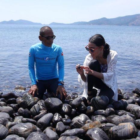 แกลเลอรีช่อง3 EP3_SS3_ใบตองพาไปท่องเที่ยว อุทยานแห่งชาติหมู่เกาะตะรุเตา