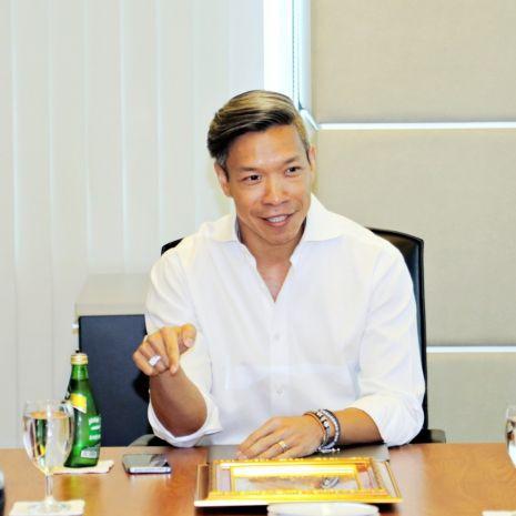 แกลเลอรีช่อง3  คณะผู้บริหารกลุ่มบริษัทบีอีซี ต้อนรับผู้บริหารใหม่ และไหว้ศาลฯ รับปีใหม่ไทย