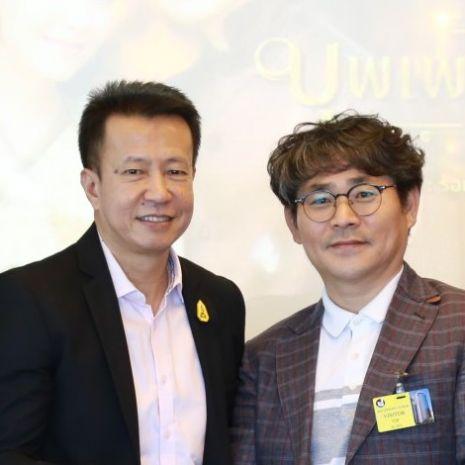 แกลเลอรีช่อง3 Netopia - Korea Company จากเกาหลีใต้ ศึกษาดูงานธุรกิจสื่อ ไทยทีวีสีช่อง 3