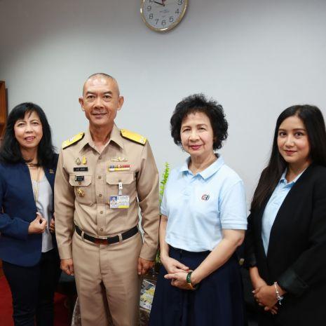 แกลเลอรีช่อง3 ประชาสัมพันธ์ช่อง 3 ประชุมจัดงานแถลงข่าวโครงการรวมใจไทยเป็นหนึ่ง 2563