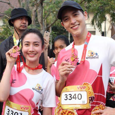 แกลเลอรีช่อง3 เจมส์ จิ – แต้ว นำทัพดาราวิ่ง 50th CH3Charity Infinity Run ครั้งที่ 3 ที่ จ.เชียงราย