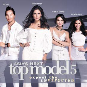 รายการช่อง3 Asia's Next Top Model Season5